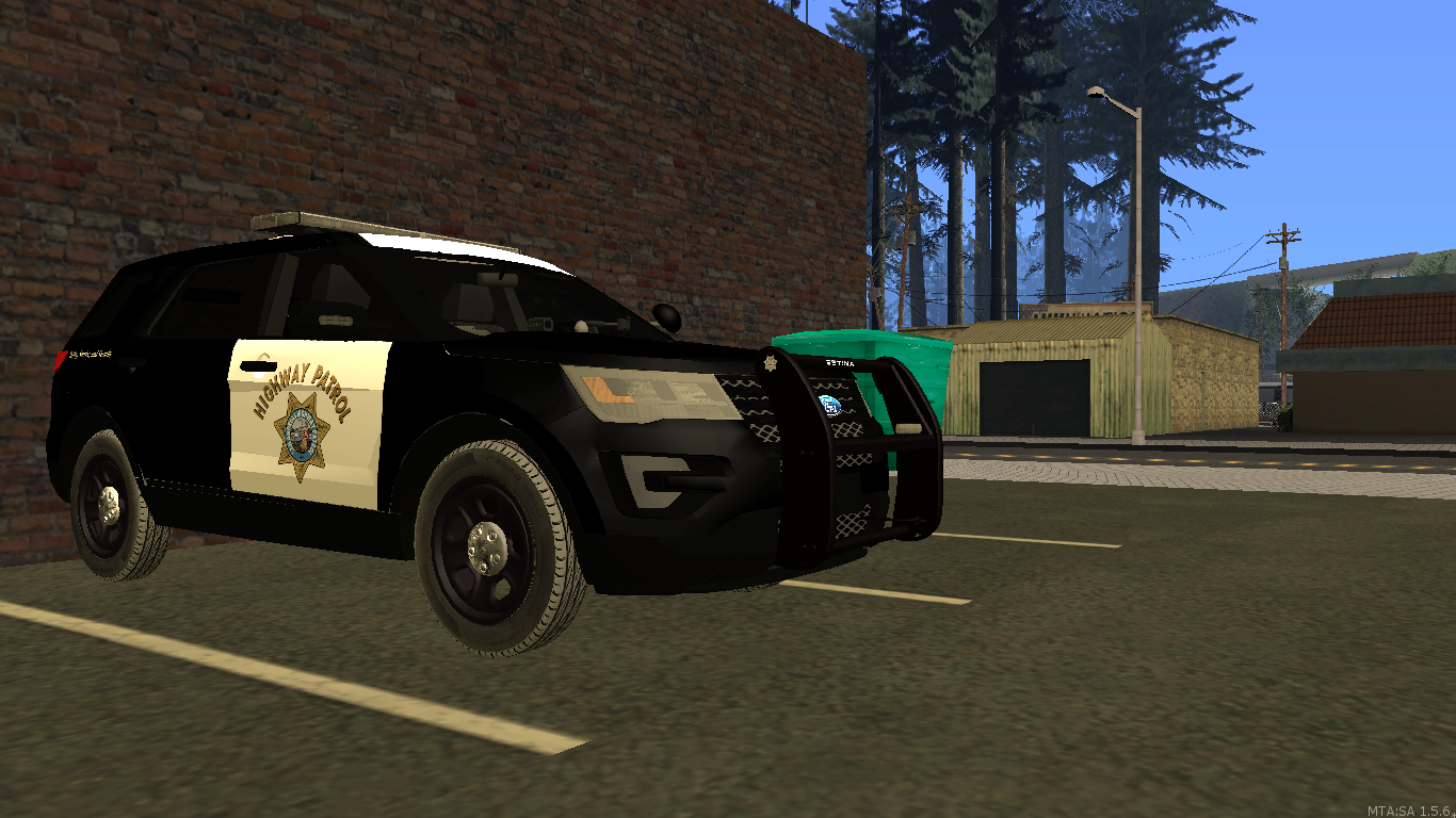 San Andreas Highway Patrol - posted by WolfSchultz