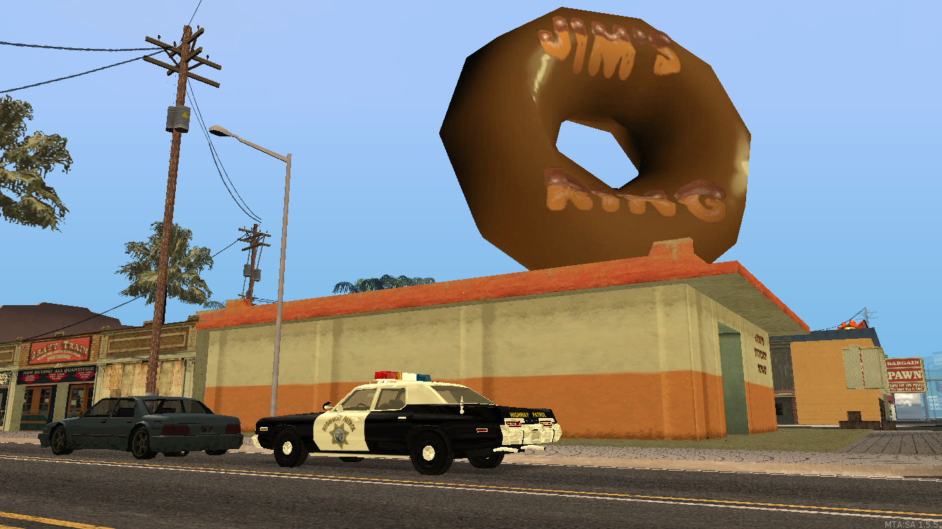 Donut Break - posted by Chico2