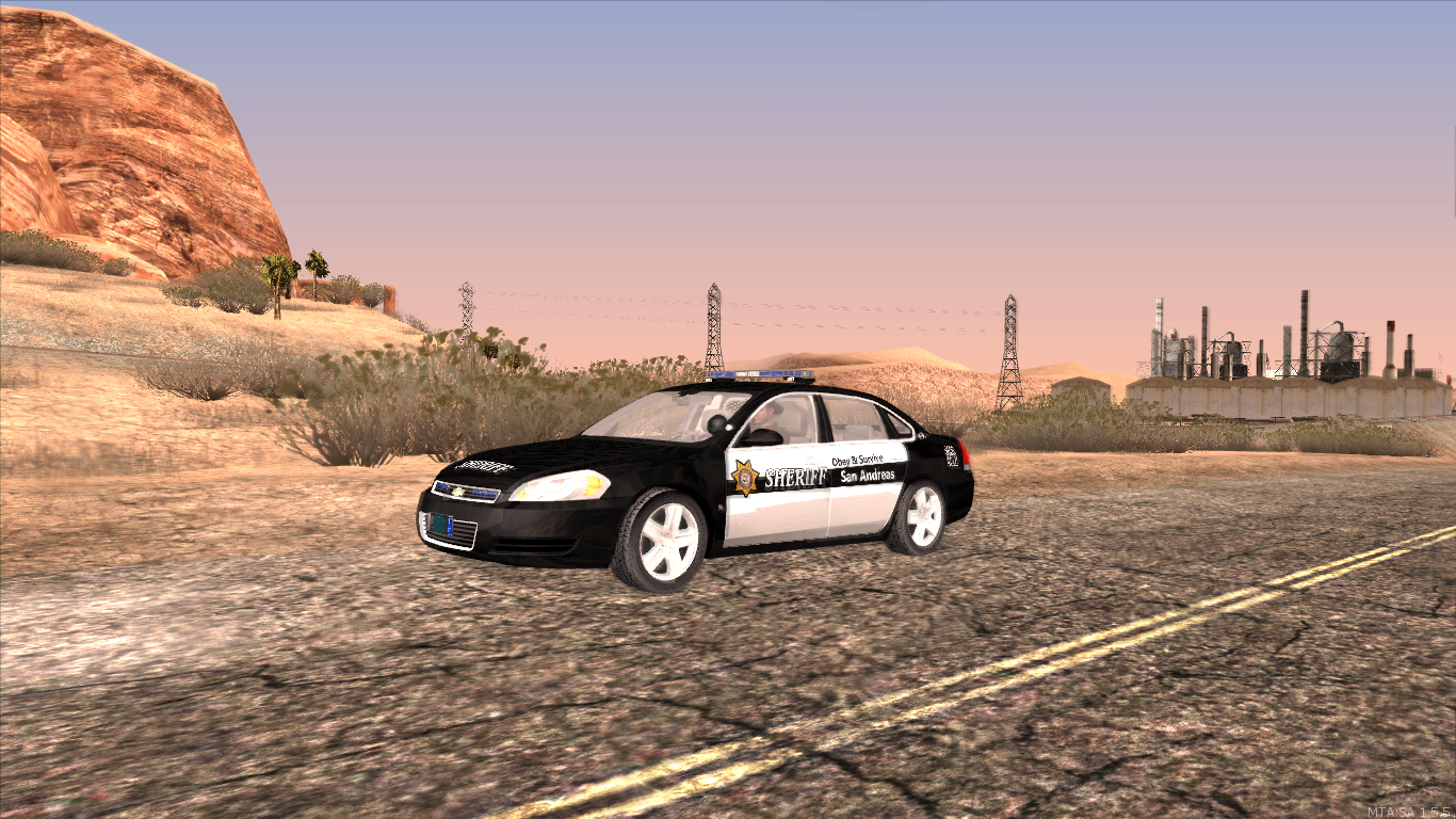 Patroling Fort Carson, not to many cars - posted by MaXKillS