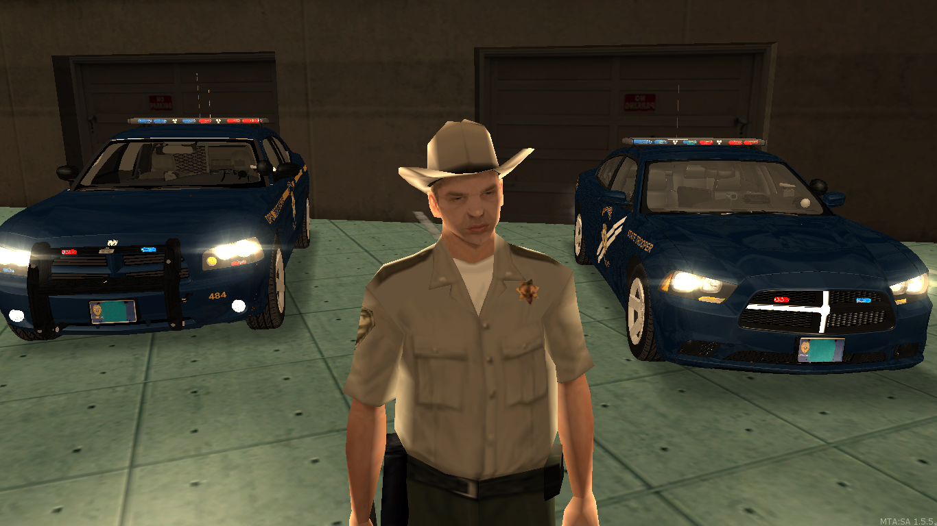 State Trooper - posted by 2k16