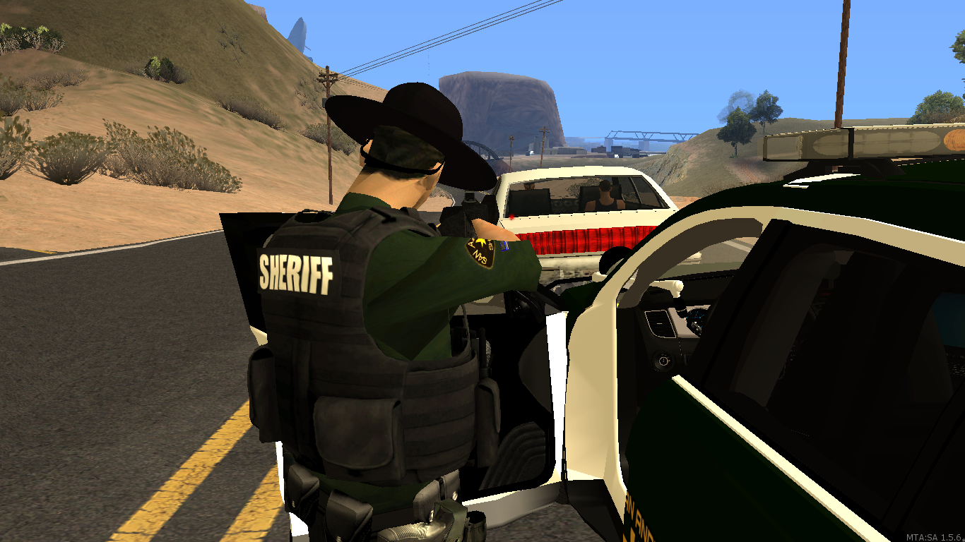 Felony stop on a stolen vehicle. - posted by WolfSchultz